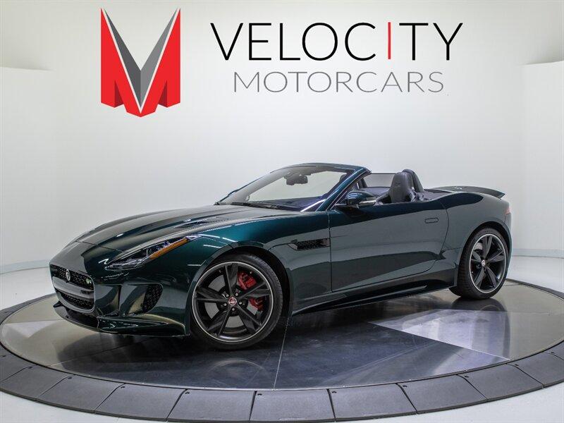 2017 Jaguar F-Type R for sale in Nashville, TN | Stock #: JK45732C