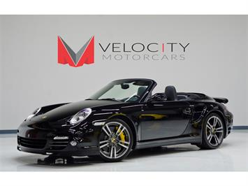 2011 Porsche 911 Turbo S Convertible