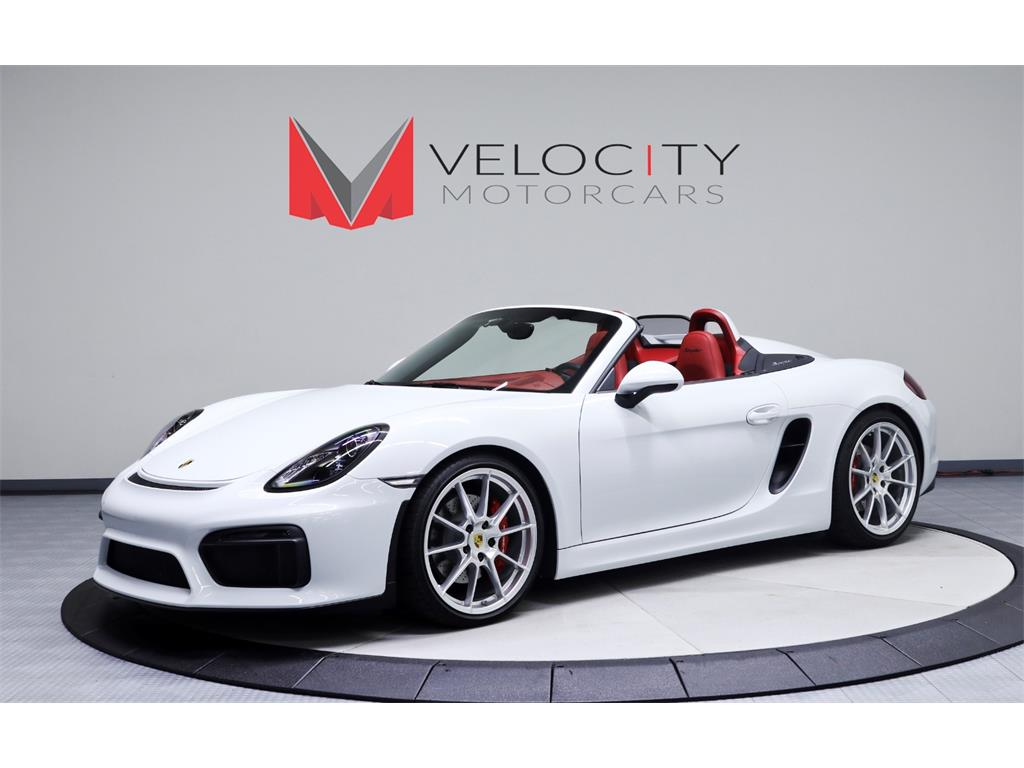 2016 Porsche Boxster Spyder for sale in Nashville, TN | Stock ...