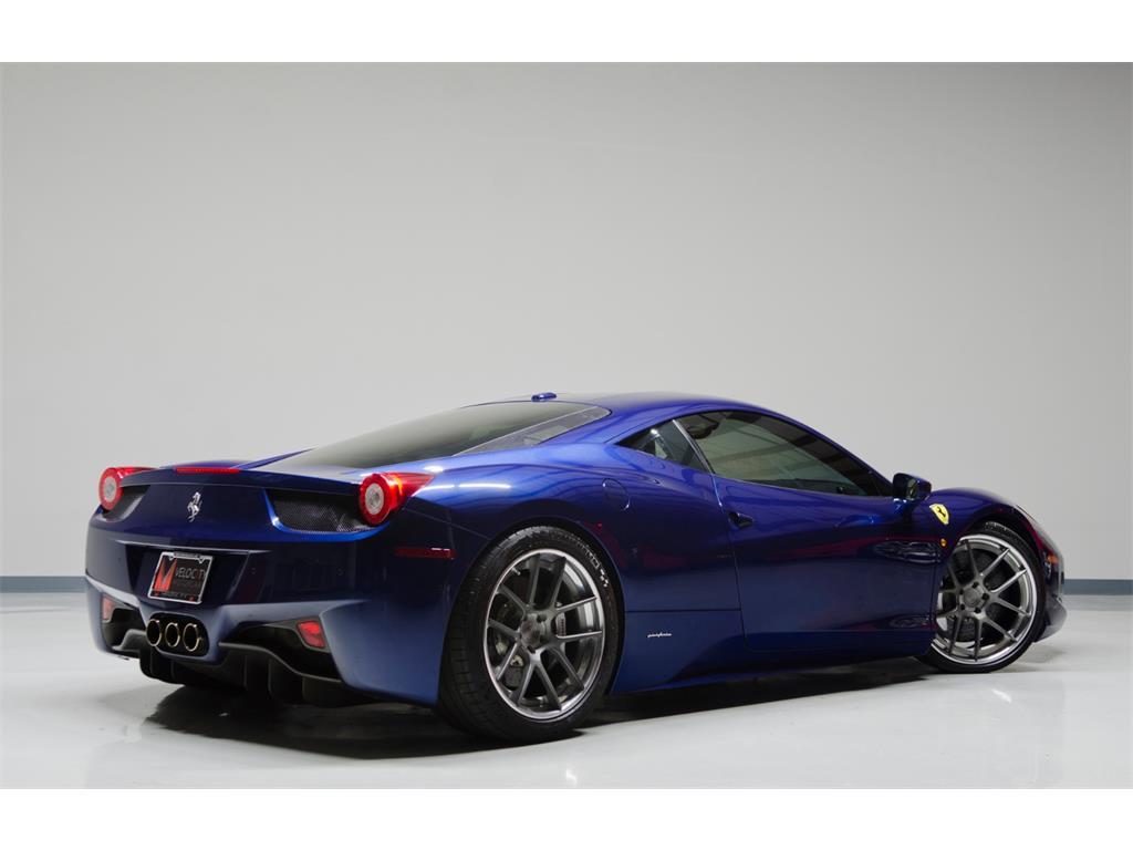 Velocity Motorcars Photos For 2013 Ferrari 458 Italia