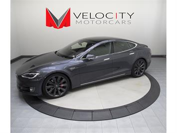 2016 Tesla Model S P90D - Photo 28 - Nashville, TN 37217