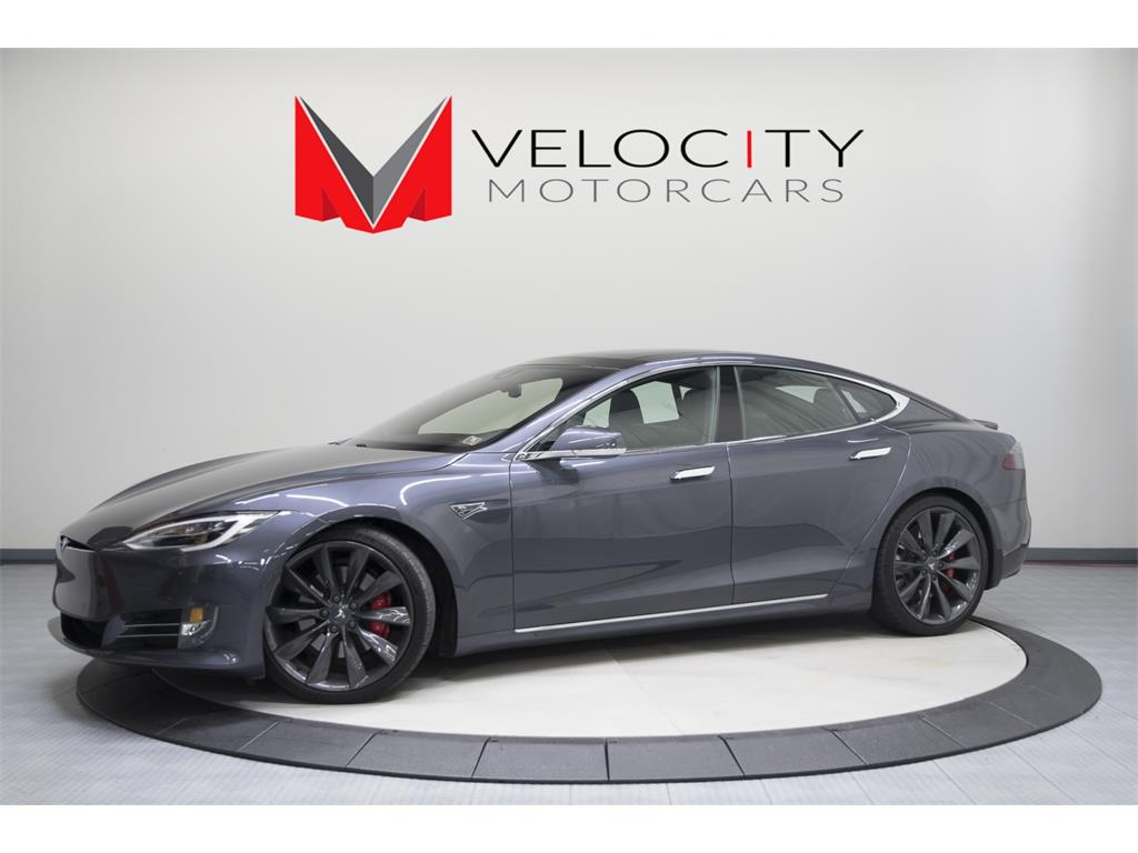 2016 Tesla Model S P90D - Photo 30 - Nashville, TN 37217