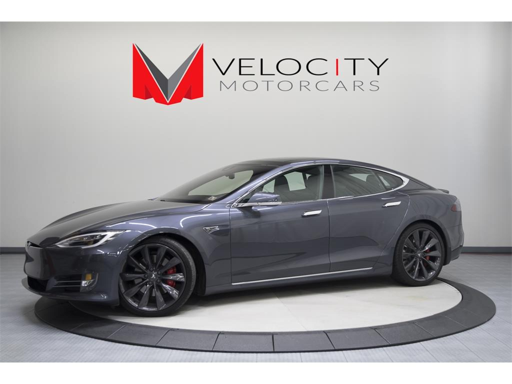 2016 Tesla Model S P90D - Photo 1 - Nashville, TN 37217