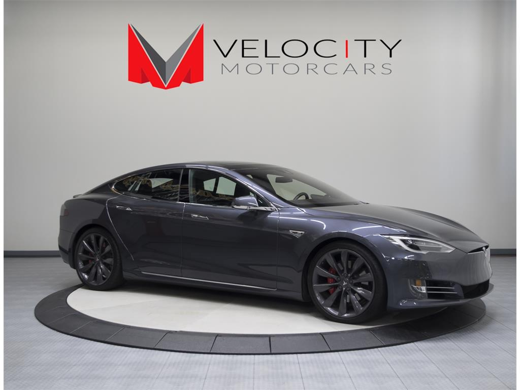 2016 Tesla Model S P90D - Photo 2 - Nashville, TN 37217