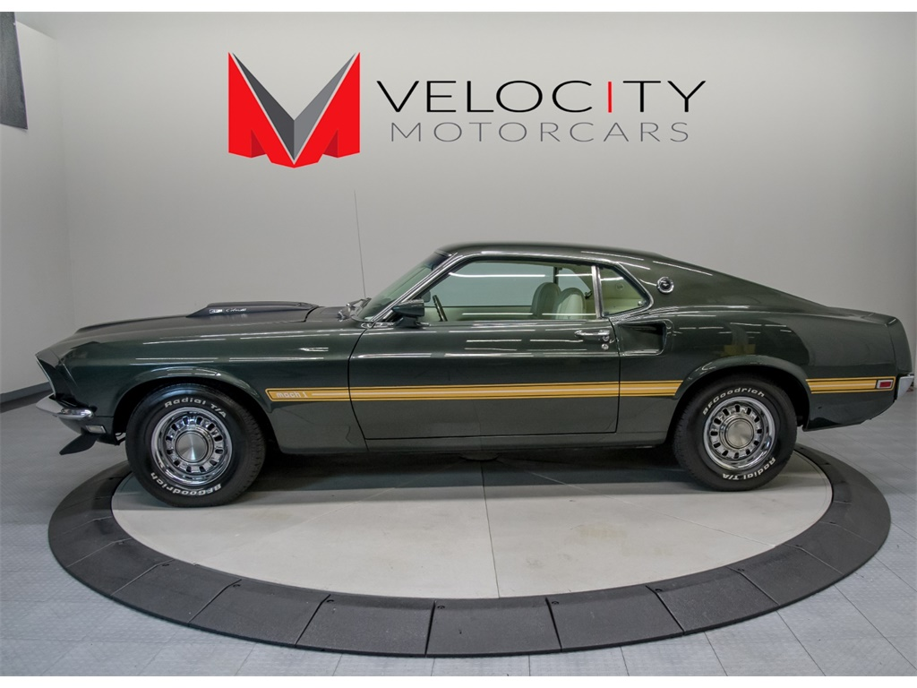 1969 Ford Mustang Mach 1 For Sale In Nashville Tn Stock Fd109178c Photo 6 37217