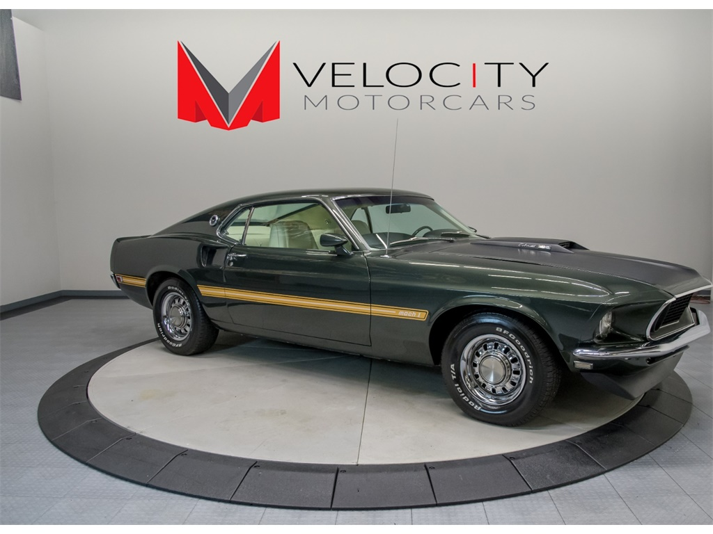 1969 Ford Mustang Mach 1 - Photo 2 - Nashville, TN 37217