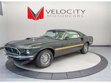 1969 Ford Mustang Mach 1 - Photo 1 - Nashville, TN 37217