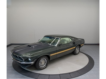 1969 Ford Mustang Mach 1 - Photo 53 - Nashville, TN 37217