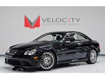 2008 Mercedes-Benz CLK CLK63 AMG Black Series Coupe