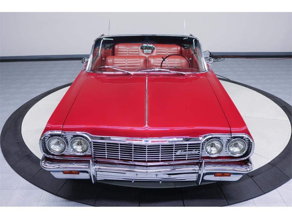 1964 Chevrolet Impala - Photo 27 - Nashville, TN 37217