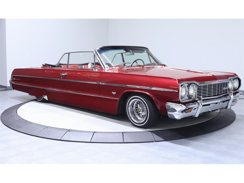 1964 Chevrolet Impala - Photo 25 - Nashville, TN 37217