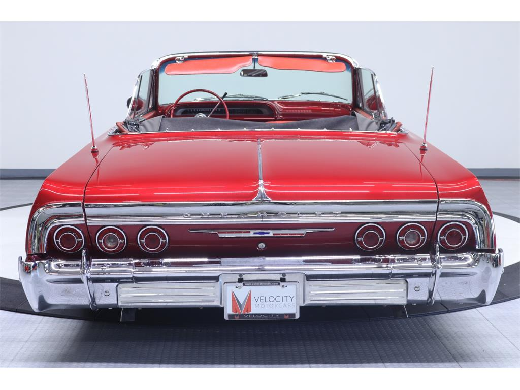 1964 Chevrolet Impala - Photo 28 - Nashville, TN 37217