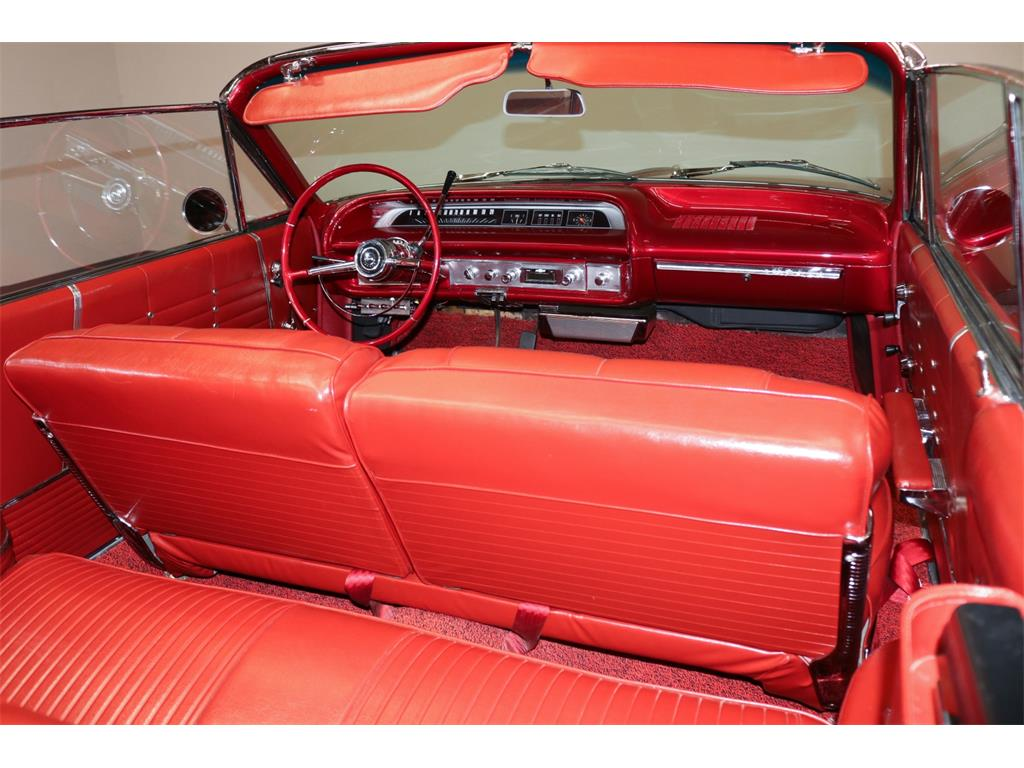 1964 Chevrolet Impala - Photo 35 - Nashville, TN 37217