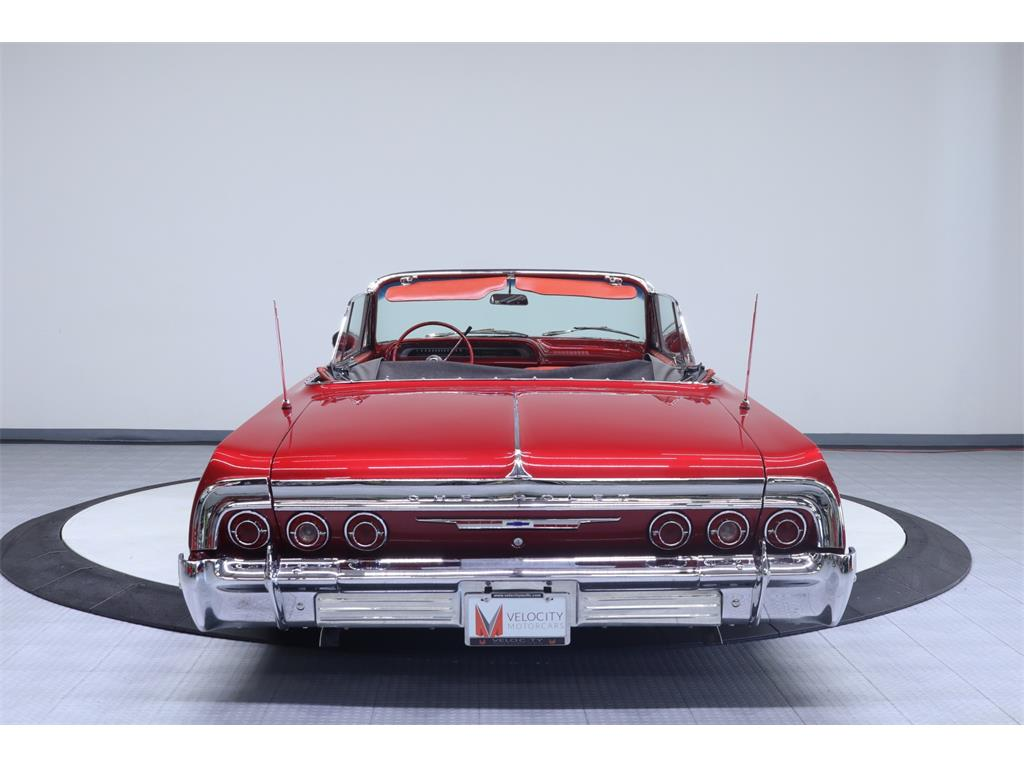 1964 Chevrolet Impala - Photo 11 - Nashville, TN 37217