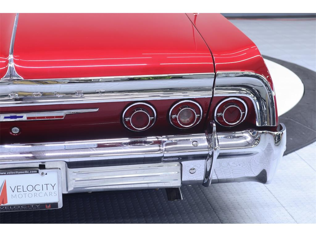 1964 Chevrolet Impala - Photo 12 - Nashville, TN 37217