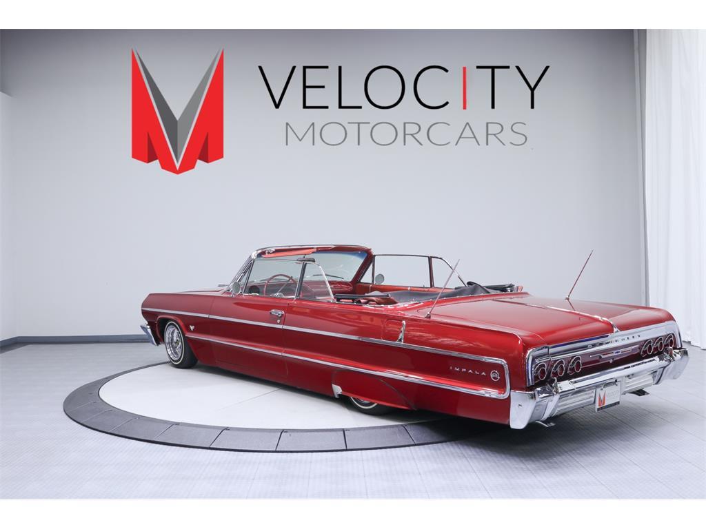 1964 Chevrolet Impala - Photo 4 - Nashville, TN 37217