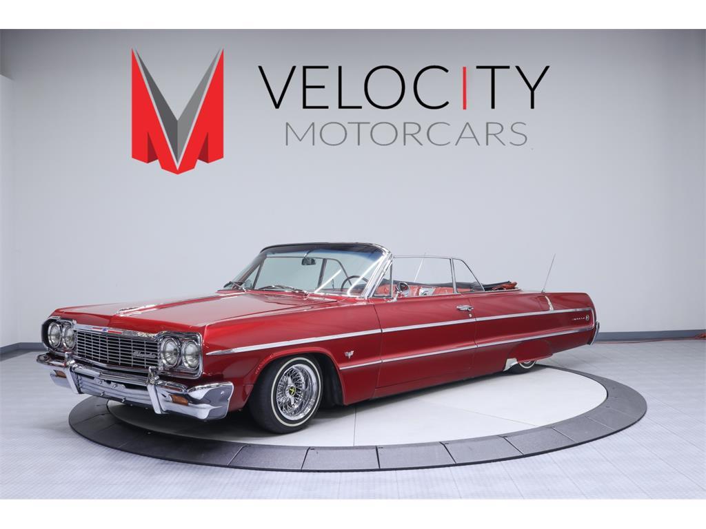 1964 Chevrolet Impala - Photo 1 - Nashville, TN 37217