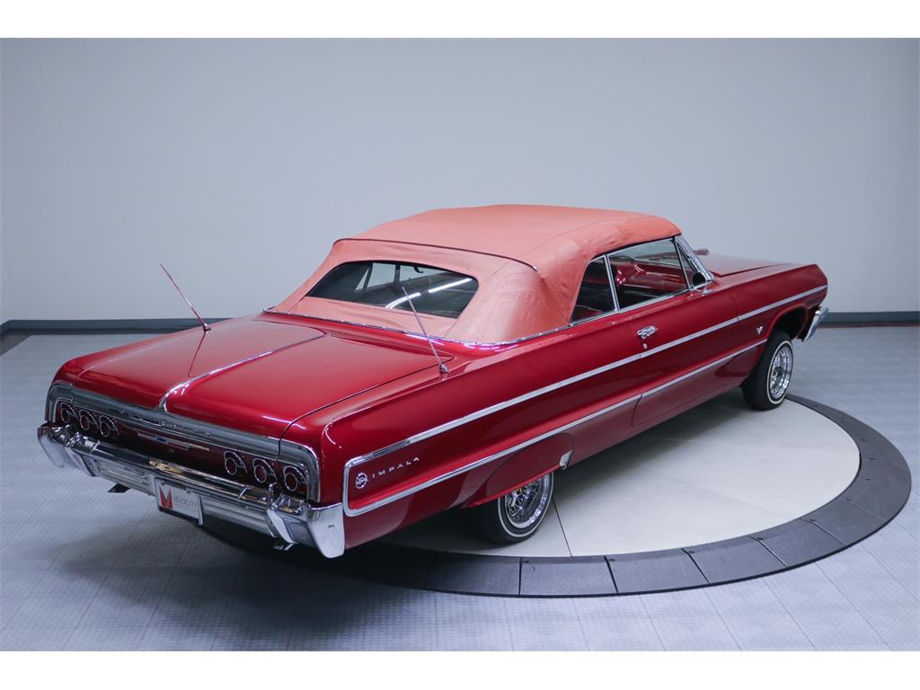 1964 Chevrolet Impala - Photo 58 - Nashville, TN 37217