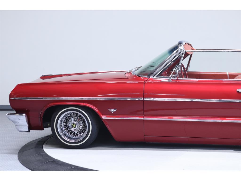 1964 Chevrolet Impala - Photo 14 - Nashville, TN 37217