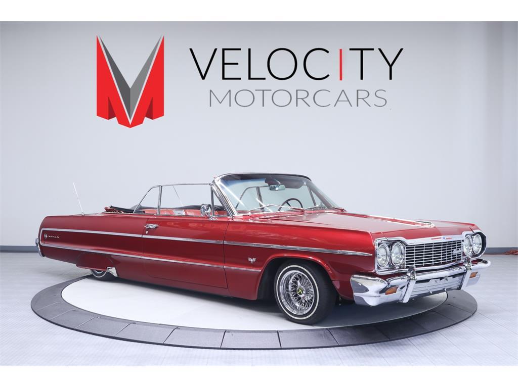 1964 Chevrolet Impala - Photo 2 - Nashville, TN 37217