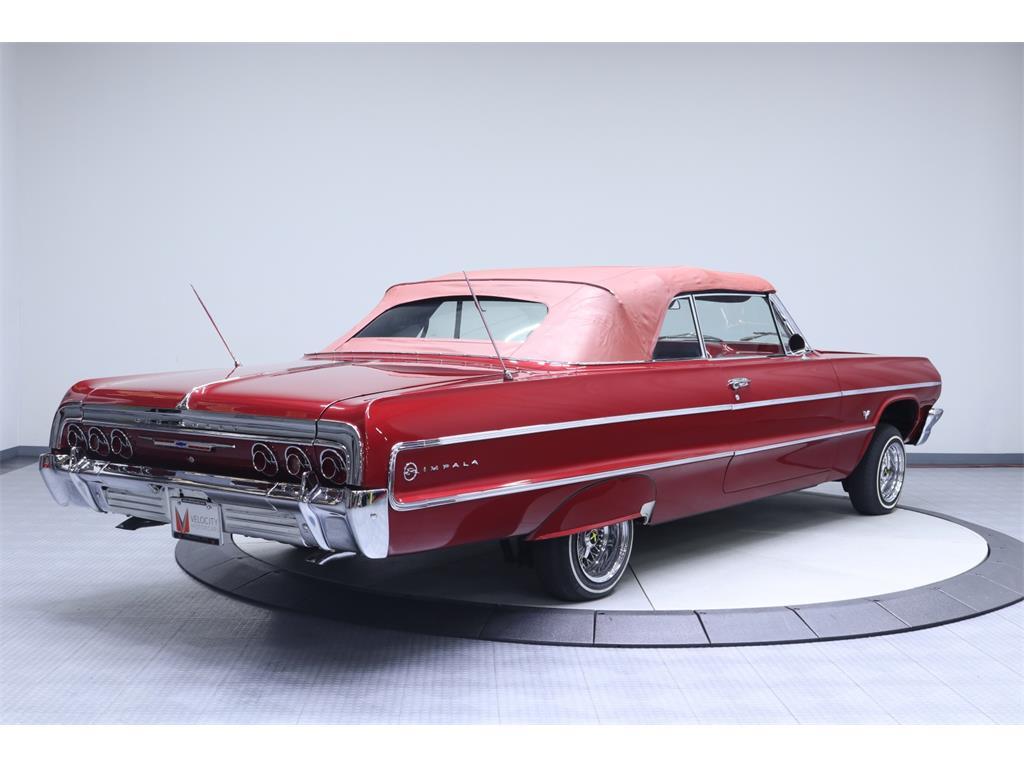 1964 Chevrolet Impala - Photo 57 - Nashville, TN 37217