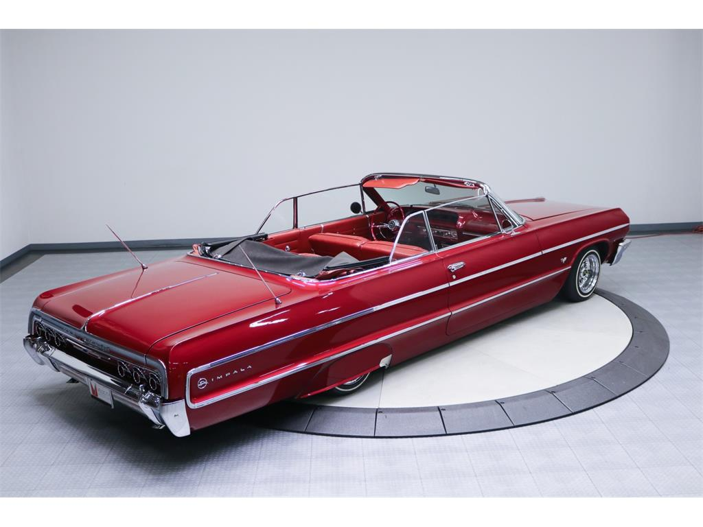 1964 Chevrolet Impala - Photo 24 - Nashville, TN 37217