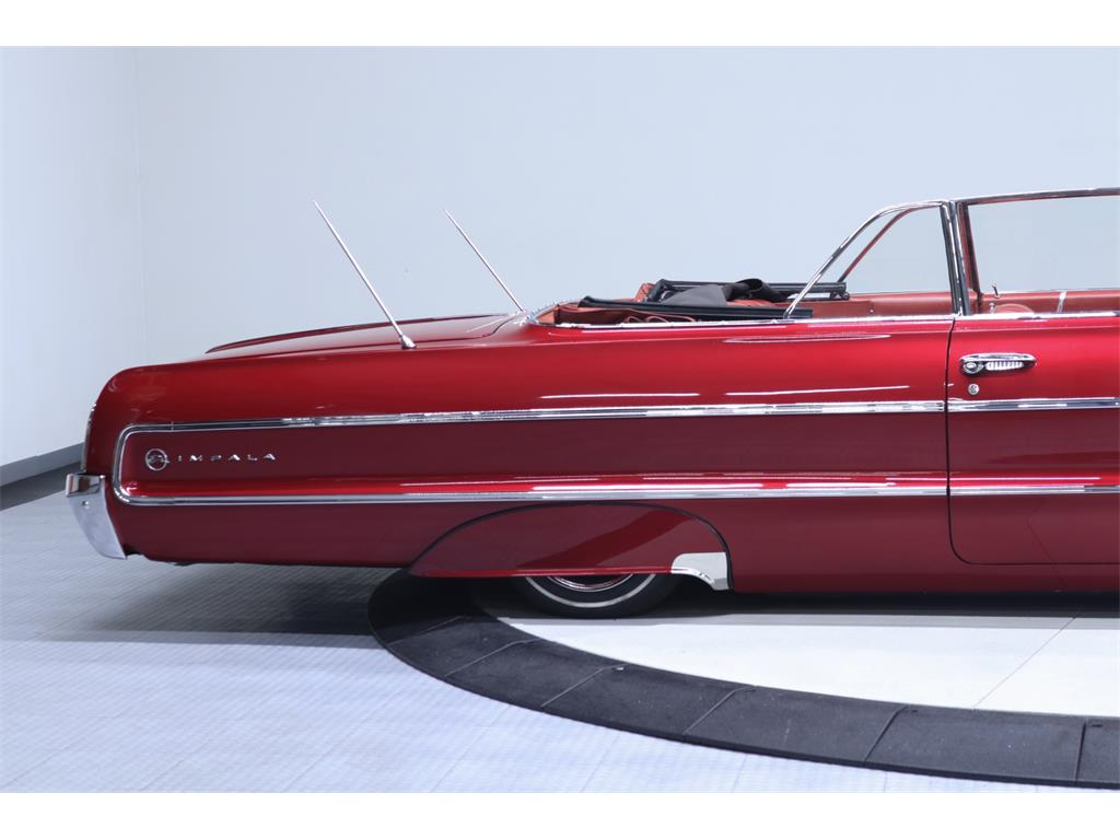 1964 Chevrolet Impala - Photo 16 - Nashville, TN 37217