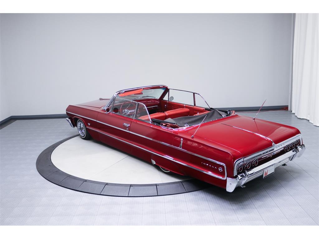 1964 Chevrolet Impala - Photo 23 - Nashville, TN 37217