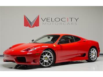 2004 Ferrari 360 Challenge Stradale Coupe