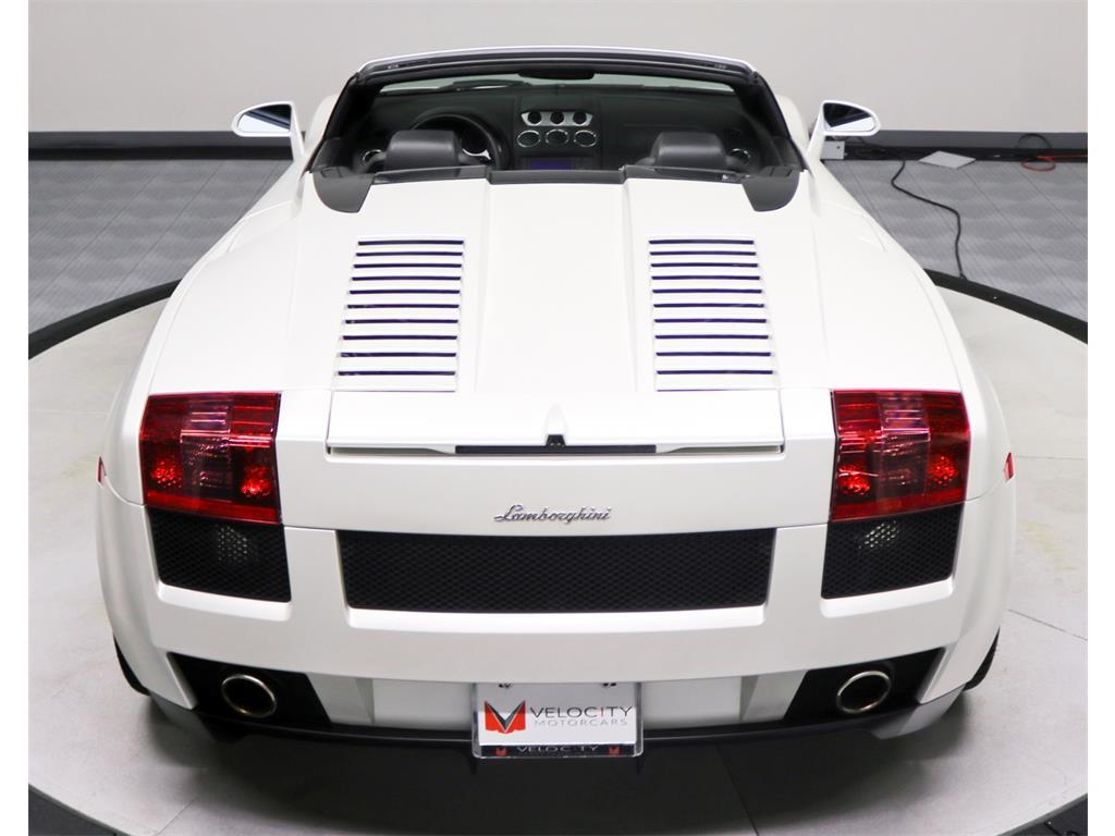 2008 Lamborghini Gallardo Spyder - Photo 15 - Nashville, TN 37217