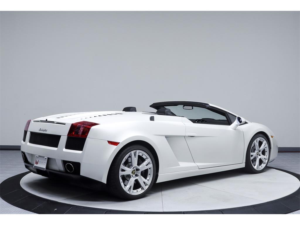 2008 Lamborghini Gallardo Spyder - Photo 41 - Nashville, TN 37217