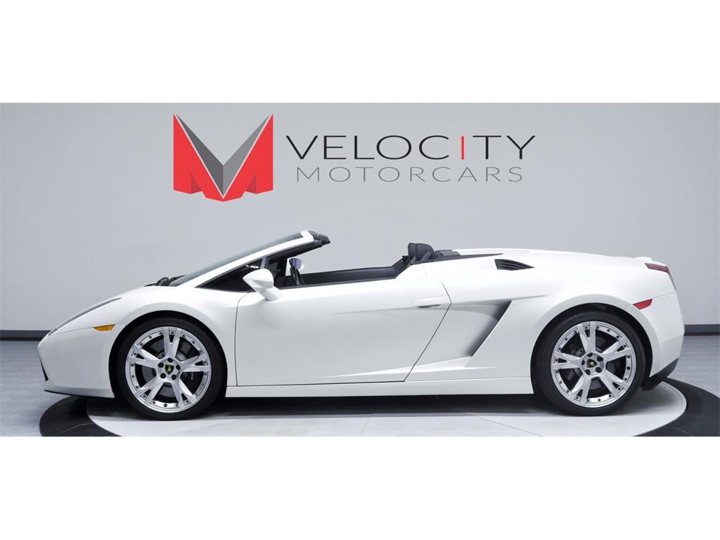 2008 Lamborghini Gallardo Spyder - Photo 11 - Nashville, TN 37217