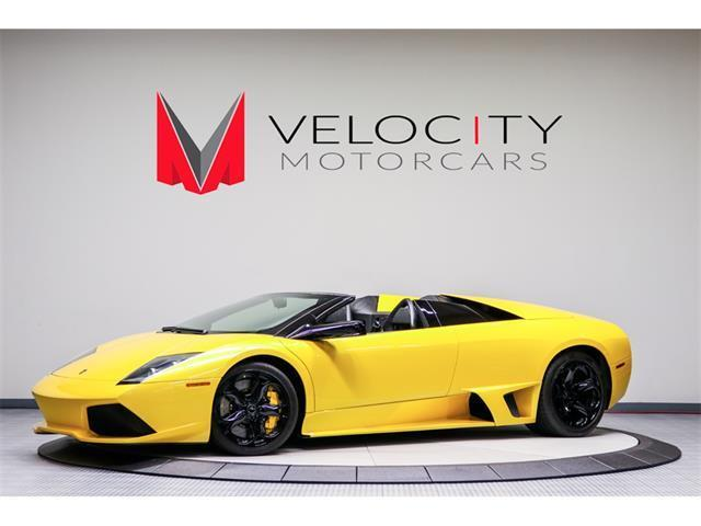 2008 Lamborghini Murcielago Lp640 Roadster For Sale In Nashville Tn