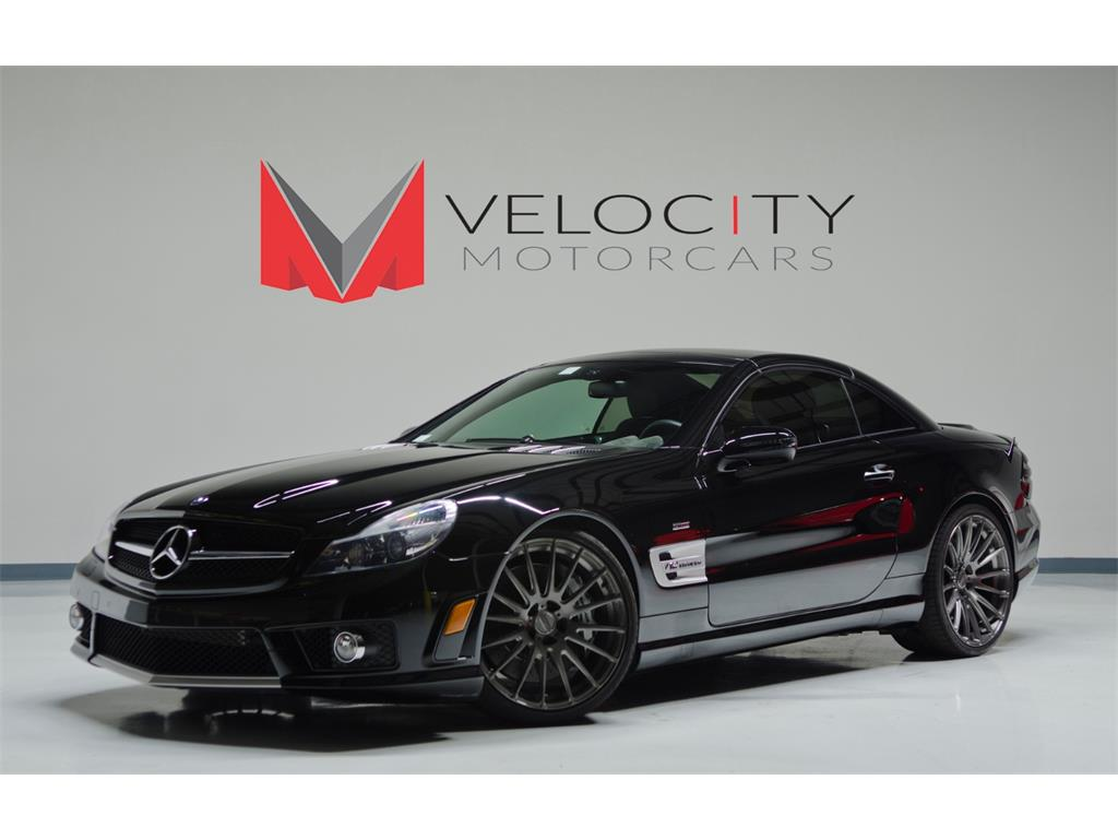 2009 mercedes benz sl65 amg renntech for sale in nashville for Mercedes benz in nashville tn