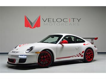 2011 Porsche 911 GT3 RS Coupe