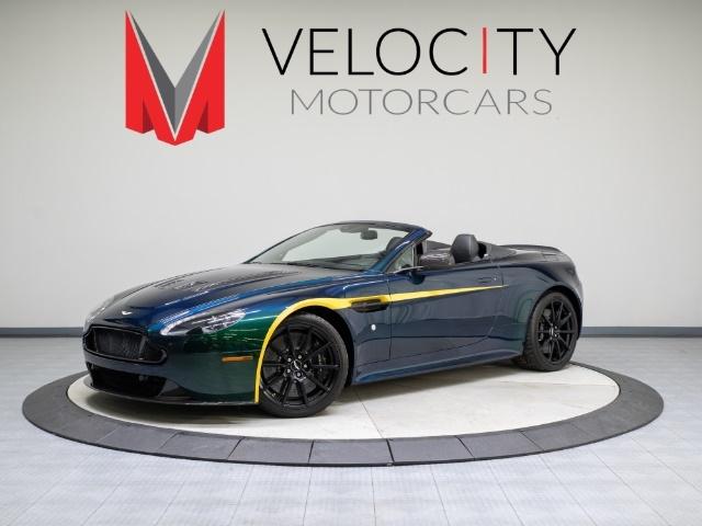 2017 Aston Martin V12 Vantage S Roadster For Sale In Nashville Tn Stock Ams23075t