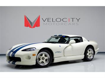 1996 Dodge Viper Carroll Shelby RT/10 Convertible