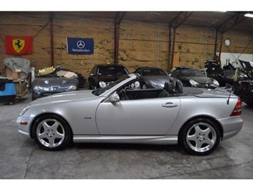 2001 Mercedes-Benz SLK SLK 320 Convertible