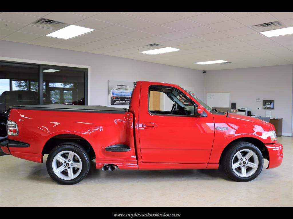 2004 ford f 150 svt lightning photo 5 fort myers fl 33967