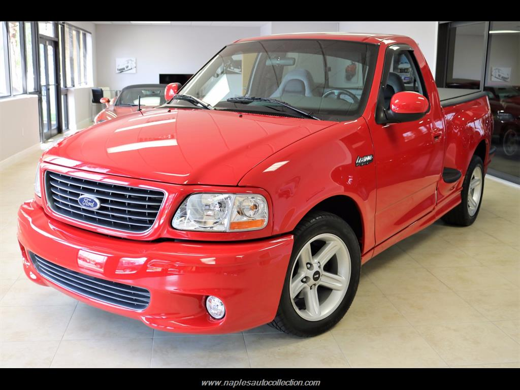 Ford F  Svt Lightning Photo  Fort Myers Fl