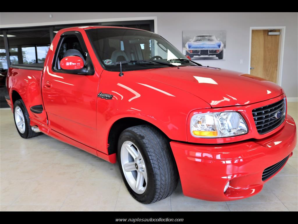 2004 ford f 150 svt lightning photo 4 fort myers fl 33967