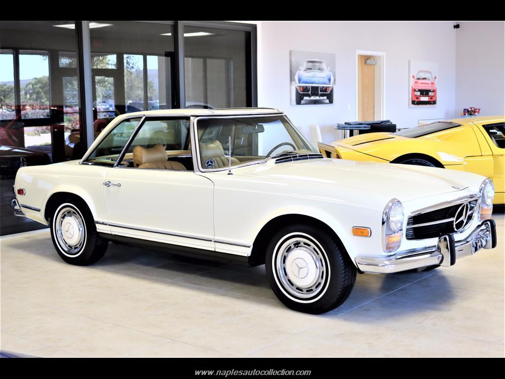 1969 Mercedes-Benz 280SL 280SL - Photo 10 - Fort Myers, FL 33967