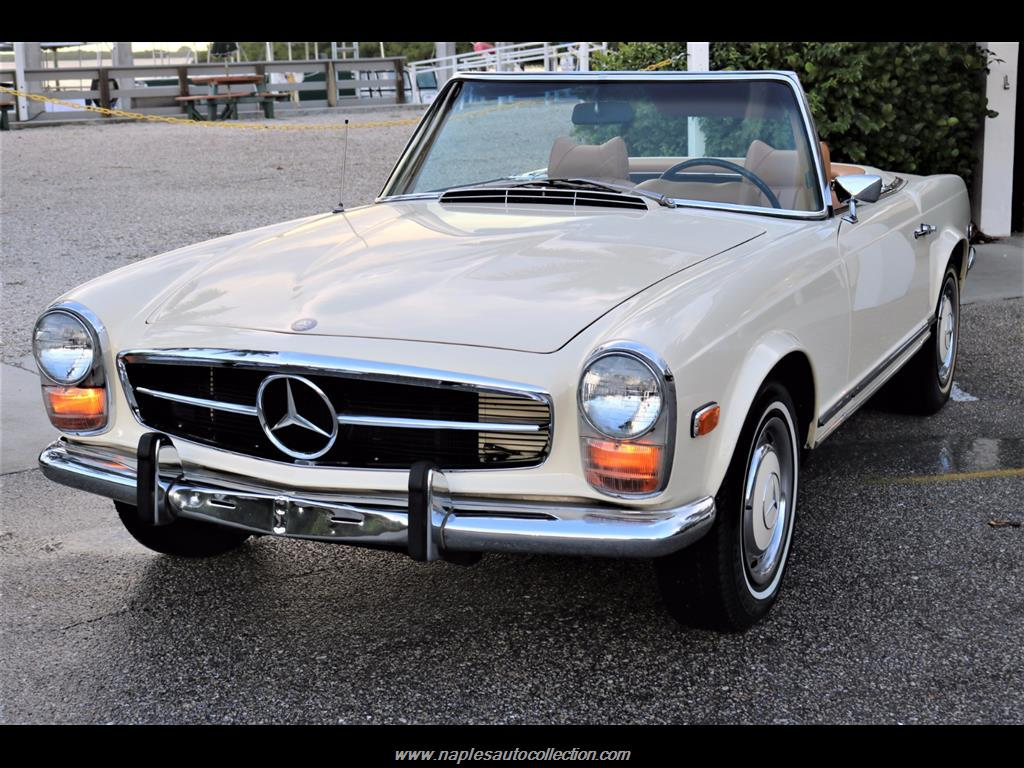 1969 Mercedes-Benz 280SL 280SL - Photo 3 - Fort Myers, FL 33967