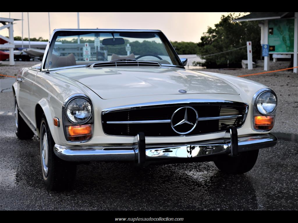 1969 Mercedes-Benz 280SL 280SL - Photo 6 - Fort Myers, FL 33967