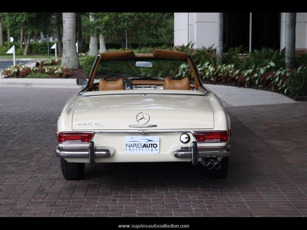 1969 Mercedes-Benz 280SL 280SL - Photo 9 - Fort Myers, FL 33967