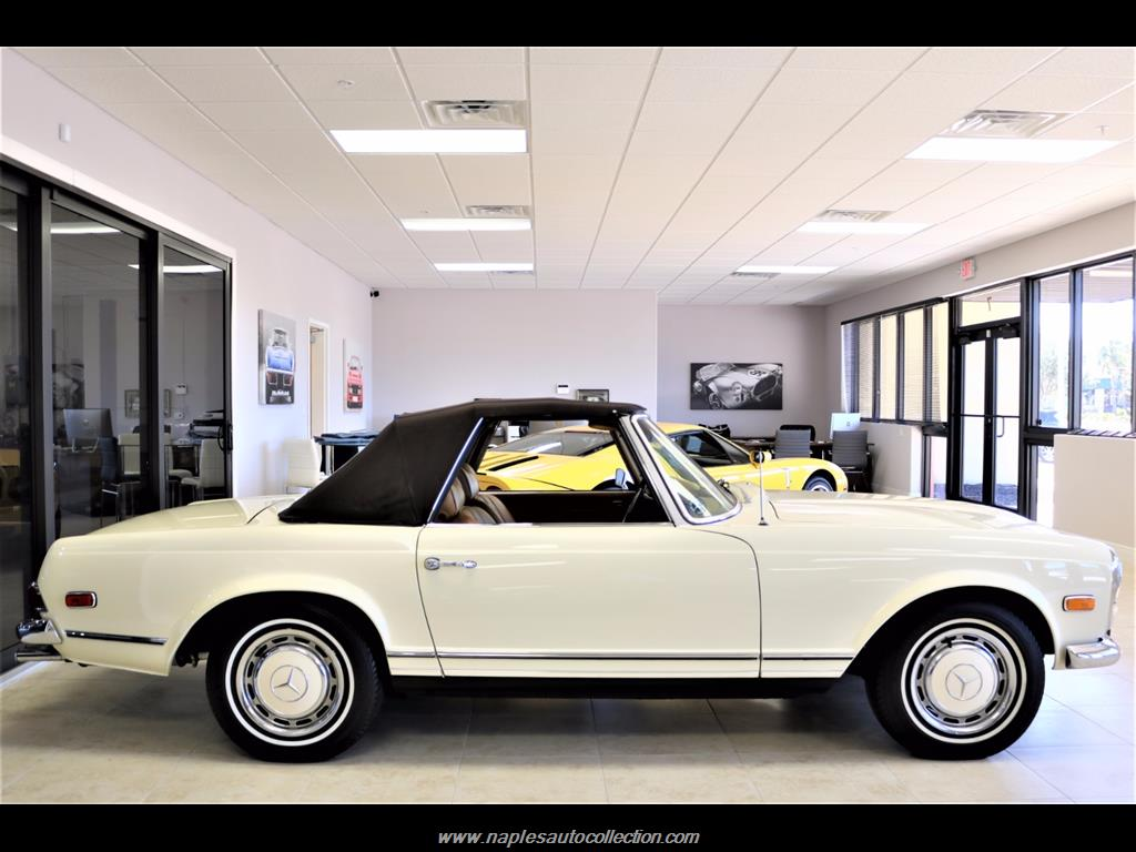 1969 Mercedes-Benz 280SL 280SL - Photo 12 - Fort Myers, FL 33967