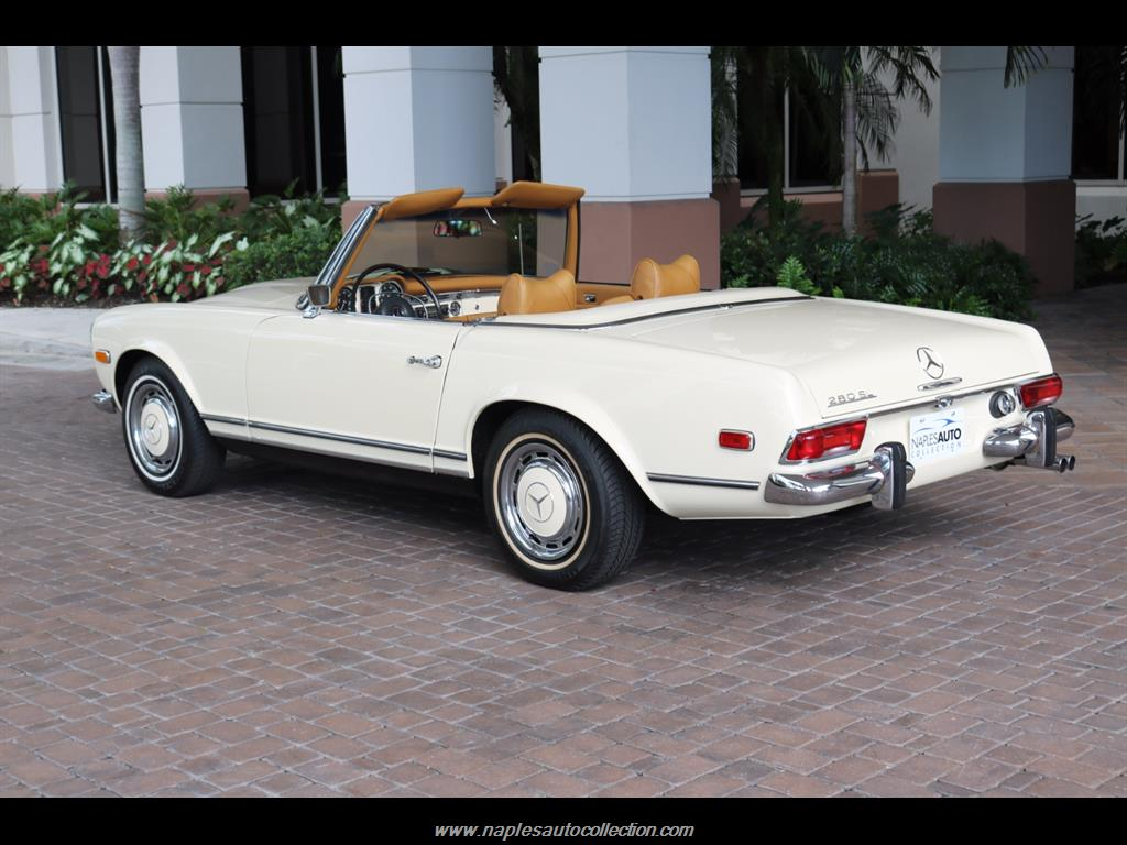 1969 Mercedes-Benz 280SL 280SL - Photo 8 - Fort Myers, FL 33967