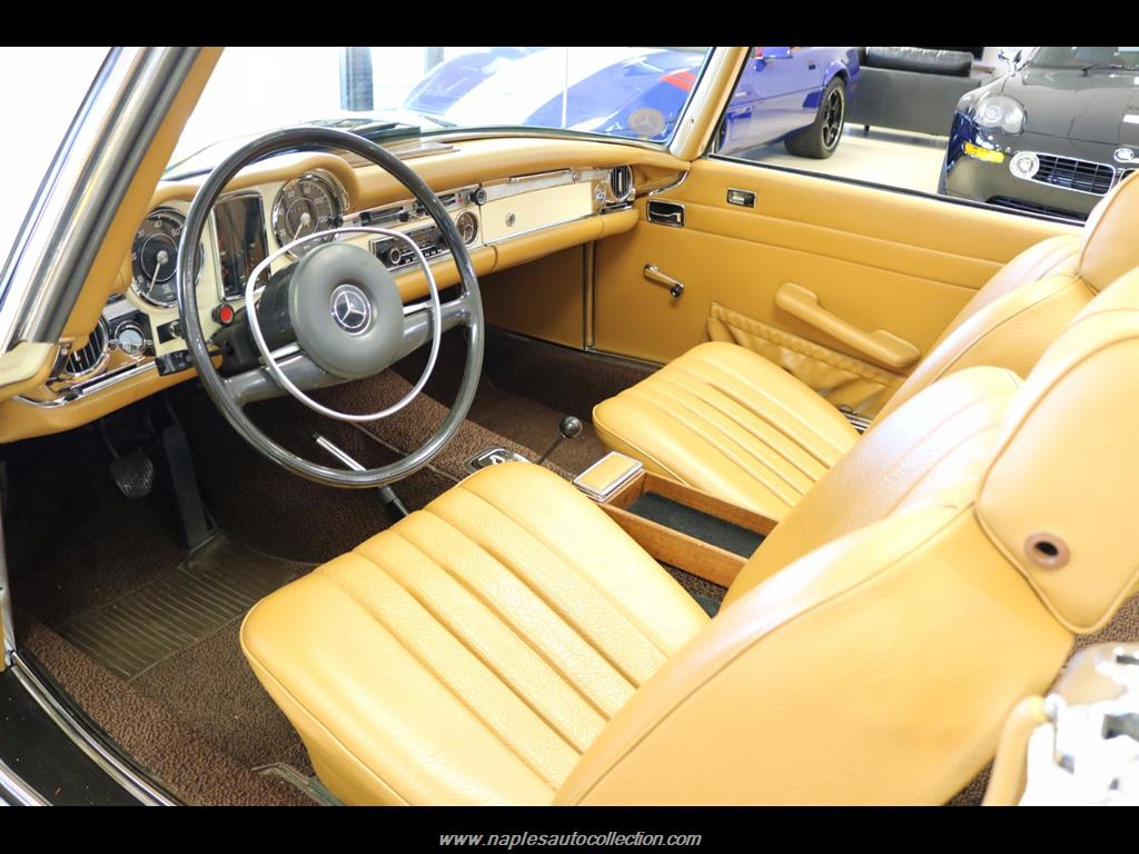 1969 Mercedes-Benz 280SL 280SL - Photo 2 - Fort Myers, FL 33967