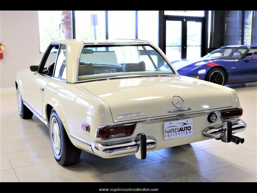1969 Mercedes-Benz 280SL 280SL - Photo 11 - Fort Myers, FL 33967