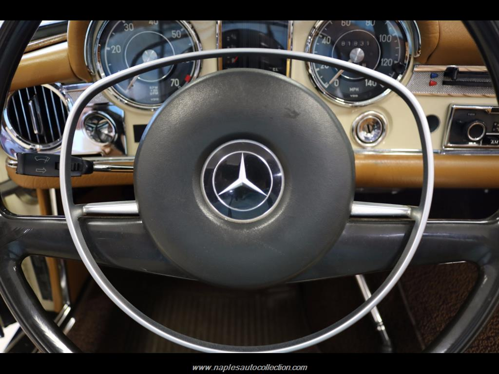 1969 Mercedes-Benz 280SL 280SL - Photo 22 - Fort Myers, FL 33967